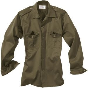 Surplus US Shirt Long Sleeve Olive
