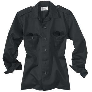 Surplus US Shirt Long Sleeve Navy