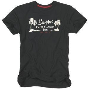 Surplus Palm Tee Black