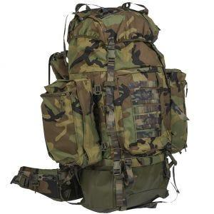 Teesar Backpack 100L Woodland