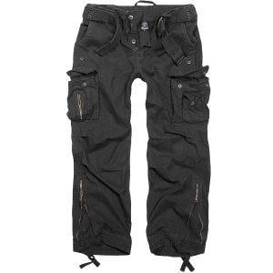 Brandit Royal Vintage Trousers Black