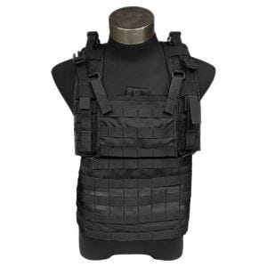 Flyye MOLLE RRV Vest Black