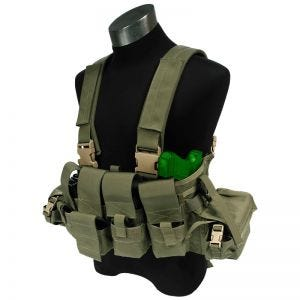 Flyye Tactical LBT 1961A Band Ranger Green