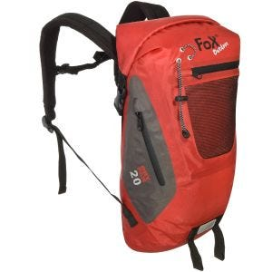Fox Outdoor Waterproof Duffle Bag DRY PAK 20 Red
