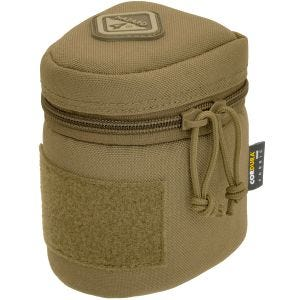 Hazard 4 Jelly Roll Small Padded MOLLE Lens Case Coyote