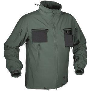 Helikon Cougar Soft Shell Windblocker Jacket Foliage Green