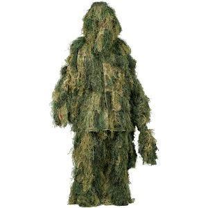 Helikon Camouflage Ghillie Suit Digital Woodland