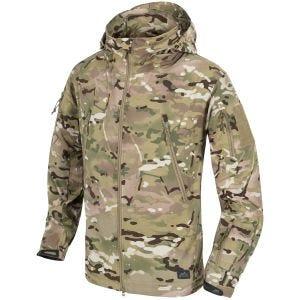 Helikon Trooper Soft Shell Jacket Camogrom