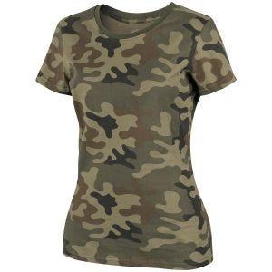 Helikon Women's T-Shirt PL Woodland