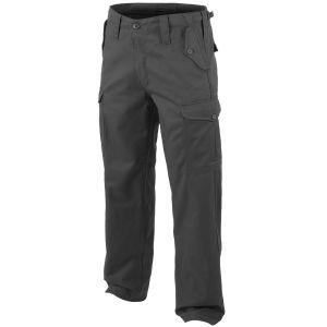 Highlander Heavy Weight Combat Trousers Black
