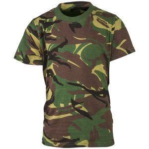 Highlander T-Shirt British DPM