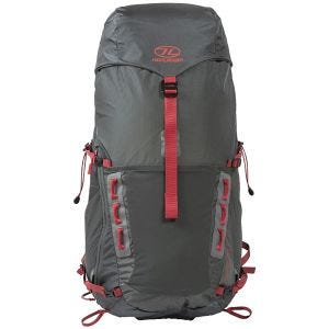 Highlander Vorlich 40L Backpack Charcoal