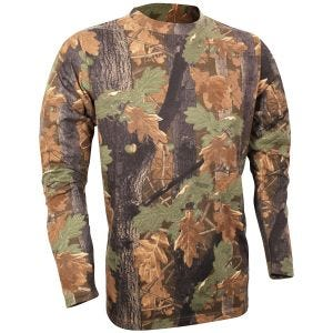 Jack Pyke T-Shirt Long Sleeve English Oak