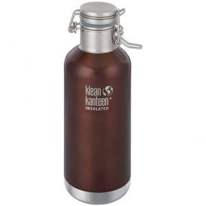 Klean Kanteen Growler Insulated 946ml with Swing Lok Cap Dark Amber