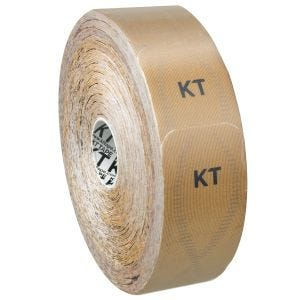 KT Tape Jumbo Synthetic Pro Precut Stealth Beige