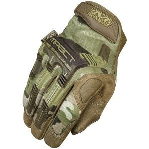 Mechanix Wear M-Pact Tactical Impact Gloves MultiCam