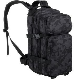 MFH Backpack Assault I Laser Night Camo