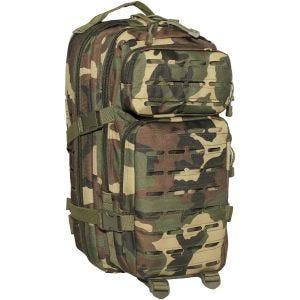MFH Backpack Assault I Laser Woodland