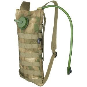MFH Hydration Bladder and Carrier MOLLE HDT Camo FG