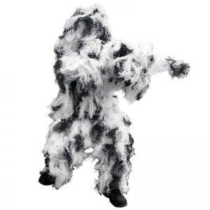 Mil-Tec Ghillie Suit 4 pcs. Snow