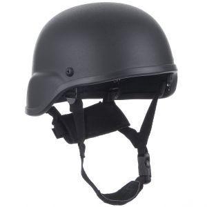Mil-Tec US Combat Helmet M.I.C.H. Black