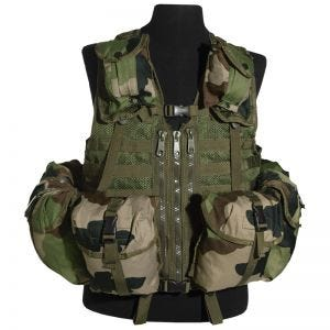 Mil-Tec Tactical Vest Modular System CCE