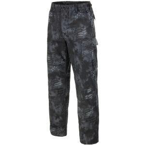 Mil-Tec BDU Combat Trousers Mandra Night