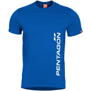 Pentagon Ageron T-Shirt Pentagon Vertical Liberty Blue