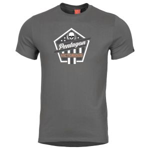 Pentagon Ageron Victorious T-Shirt Wolf Grey