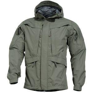 Pentagon Monsoon 2.0 Rain-Shell Jacket Grindle Green
