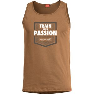 Pentagon Astir Vest Train Your Passion Coyote