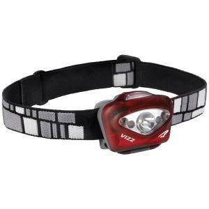 Princeton Tec Vizz Led Head Torch Red Case