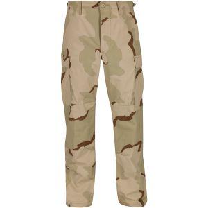 Propper BDU Trousers Button Fly Cotton Ripstop 3-Colour Desert