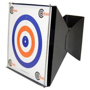 SMK Trumpet Target Holder Pellet Catcher 17x17