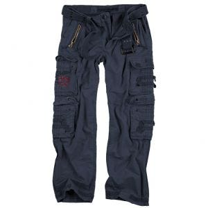 Surplus Royal Traveler Trousers Royal Blue