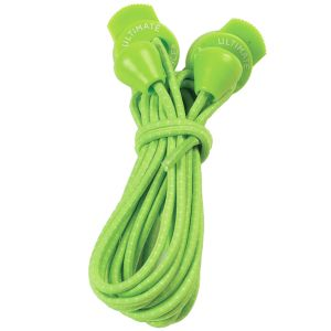 Ultimate Performance Elastic Laces Lime Green