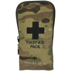 Web-Tex Small First Aid Kit MultiCam