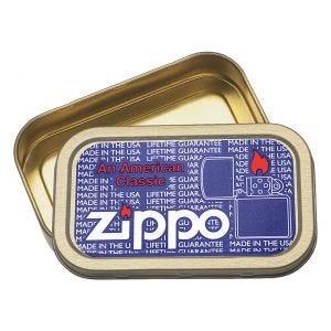 Zippo 3D 1oz Tobacco Tin