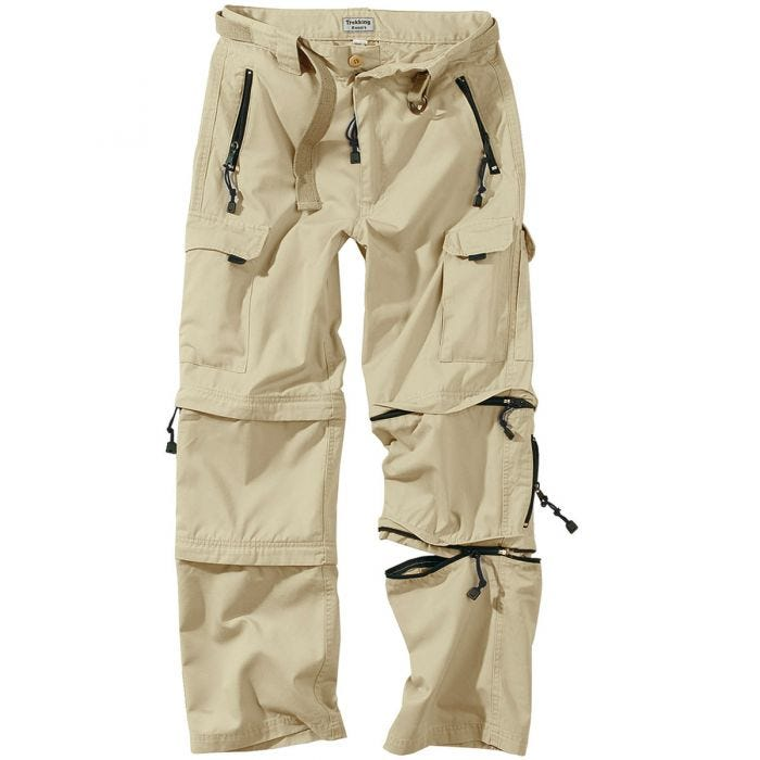Surplus Trekking Trousers Beige