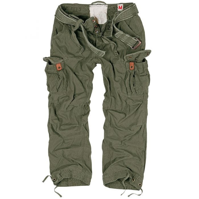 Surplus Premium Vintage Trousers Olive