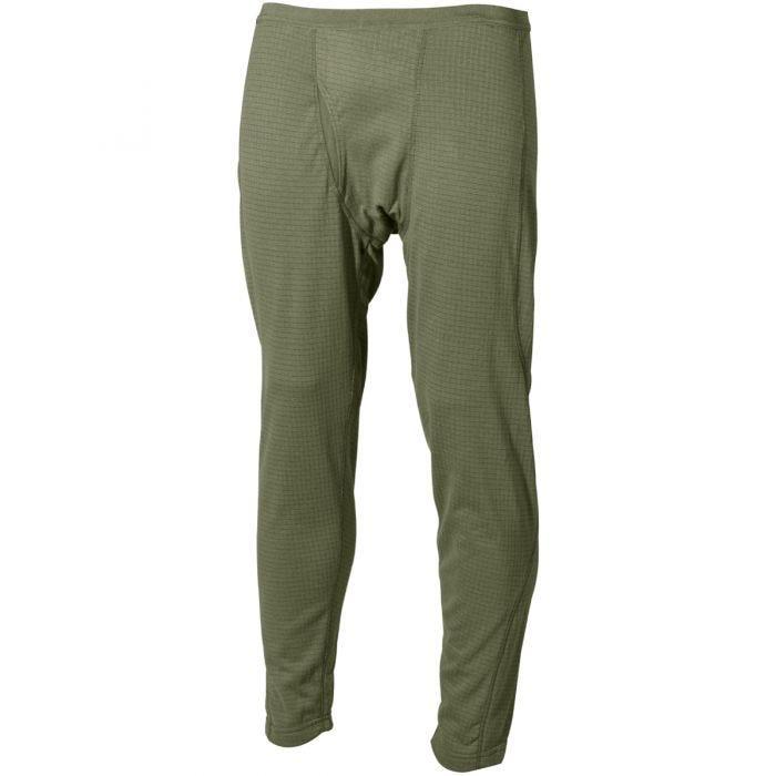MFH US Underpants Level II Gen III OD Green