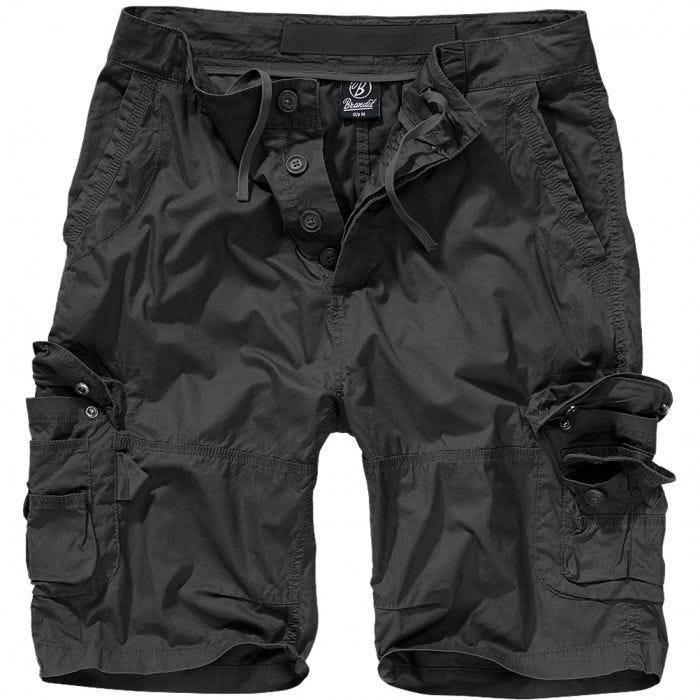 Brandit Ty Shorts Black