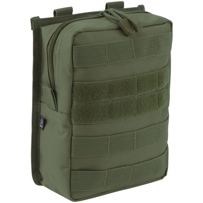Brandit Cross MOLLE Pouch Olive