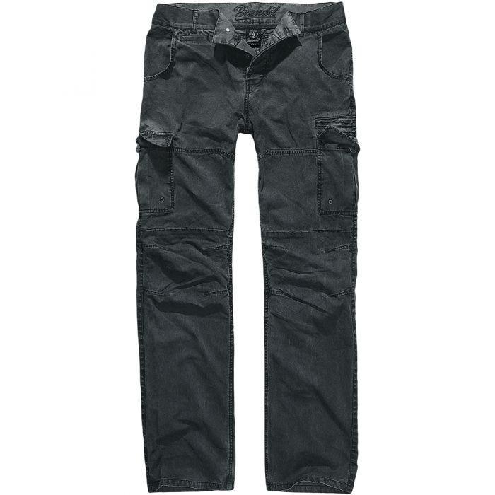 Brandit Rocky Star Trousers Light Black