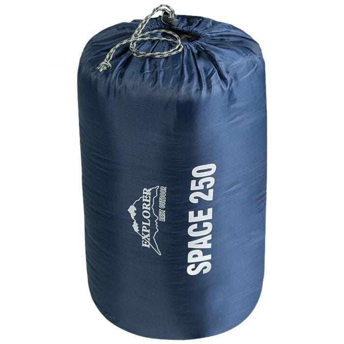 Explorer Space 250 Sleeping Bag Blue