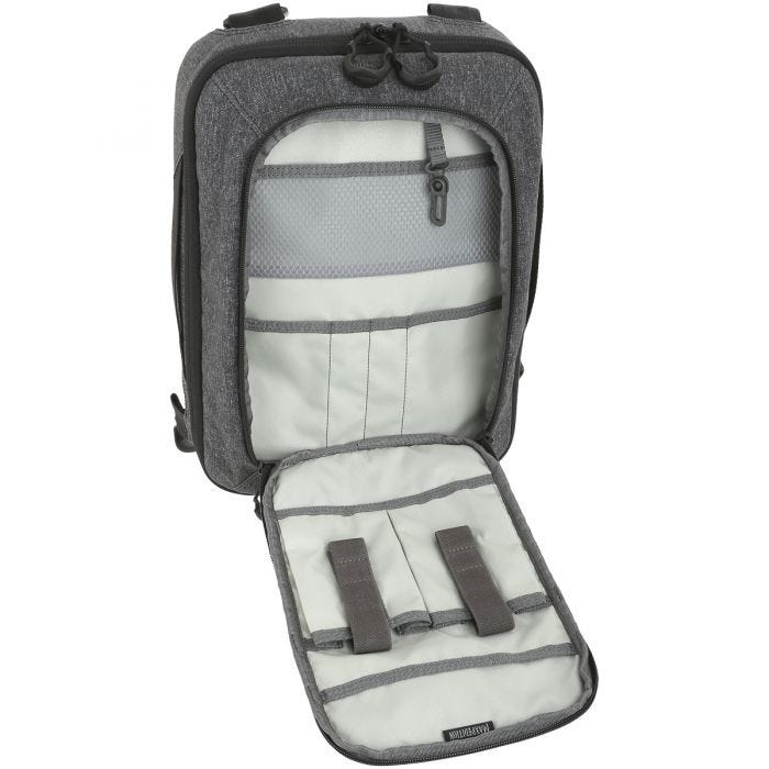 Maxpedition Entity 10 Tech Sling Bag Large Charcoal