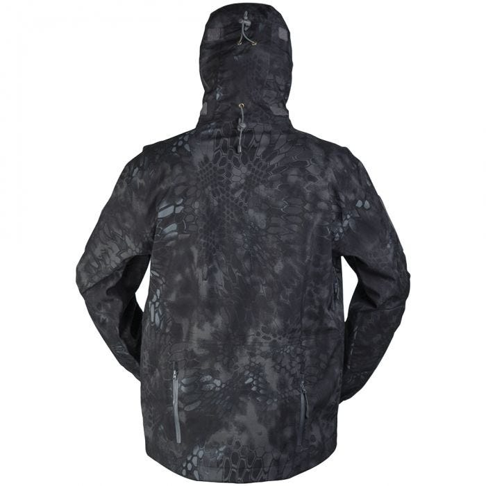 Mil-Tec Hardshell Breathable Jacket Mandra Night
