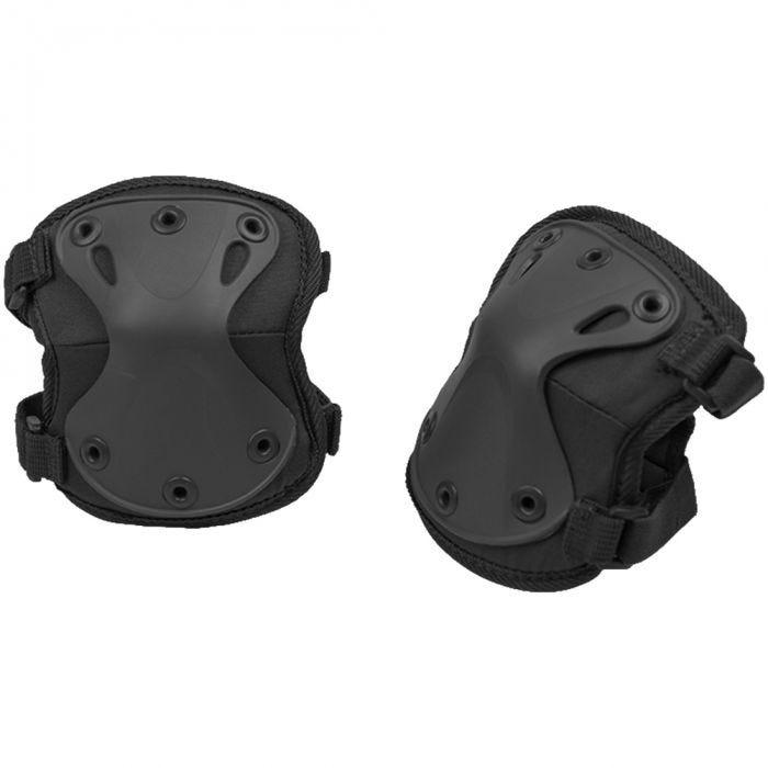 Mil-Tec Protect Elbow Pads Black