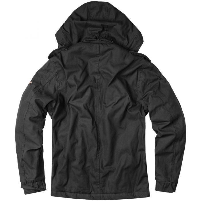 Surplus Airborne Jacket Black