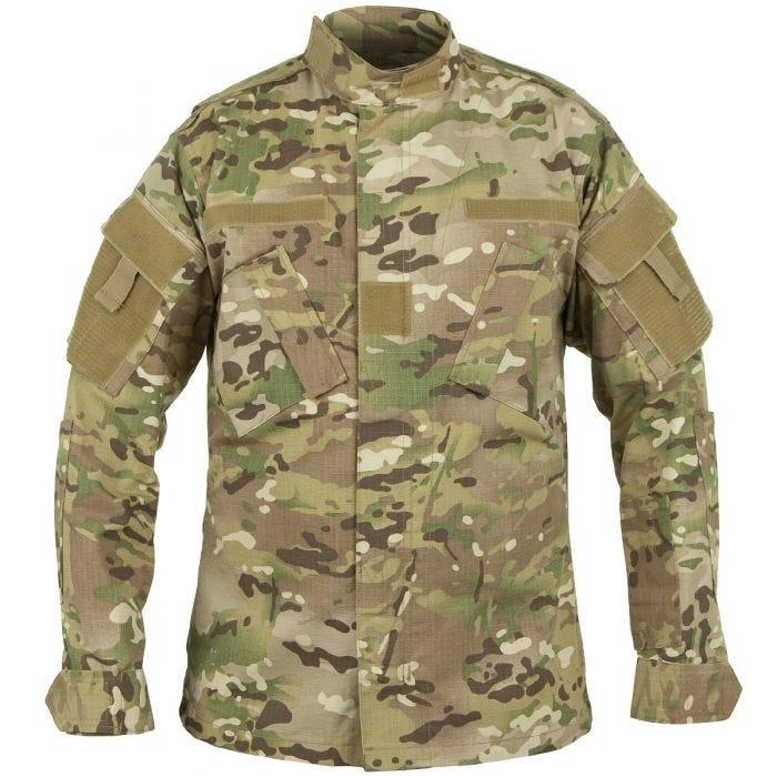 Teesar ACU Ripstop Shirt Multitarn